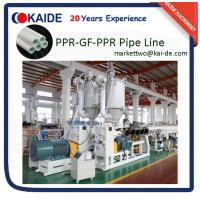 Buy cheap Glassfiber PPR Pipe Extrusion Machine 20mm-110mm/China Factory price from wholesalers