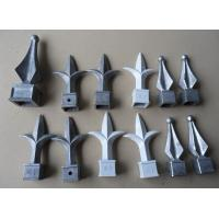 China cast steel spears & finials on sale
