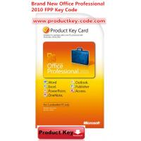Buy cheap Microsoft Office Product Activation Key For Brand new Office Professional 2010 Product Key FPP 2 PCs product