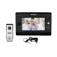 Buy cheap 4 Wire/2 Wire Video Door Intercom System for both New Installations and Existing Installations from wholesalers