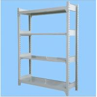 Buy cheap Iron Static Coating Garage Storage Shelving Light Duty Boltless Assembly from wholesalers