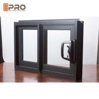 Buy cheap Australia Double Glazed Aluminium Sliding Windows High Strength Durable For Hotel Project from wholesalers