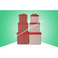 Buy cheap OEM/ ODM Paper Packaging Boxes / Cardboard Gift Box For JCPenney Store With Matt Lamination from wholesalers