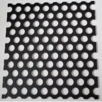 Buy cheap Decorative Stainless Steel 6mm Perforated Metal Mesh Sheet from wholesalers