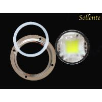 Buy cheap Glass Lens LED High Bay Light Fixtures With High Power LED Heatsink from wholesalers