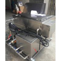 Buy cheap Kitchenware , Pizza Pan Bbq Grill Industrial Ultrasonic Cleaning Equipment For Oil Remove from wholesalers