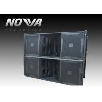 Buy cheap 3 Horn 1700 W Pro Audio Speaker For Concert Halls / PA Sound Equipment from wholesalers