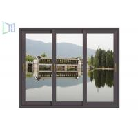 Single / Double Glazed Thermal Break Aluminum Windows Easy Install For Building
