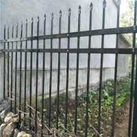 Buy cheap 1800mm X 2400mm Garrison Tubular Spear Top Metal Fence from wholesalers