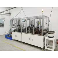 Electronic  Industrial Automatic Assembly Machine Reed Relay , SD Card Storage