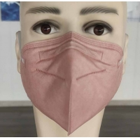 Buy cheap 17.5x9.5cm Bactericidal Copper Oxide Antiviral  Disposable Medical Mask product