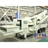 Buy cheap Mobile Crusher For Concrete Waste/Mobile Crusher Station from wholesalers