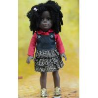 Buy cheap black doll wholesale/18 inch hispanic doll/vinyl doll oem from wholesalers