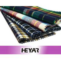 Buy cheap China Wholesale Cheap Bulk 100% Combed Cotton Yarn Dyed Plaid Flannel Shirting Fabric and Textile with Construction from wholesalers