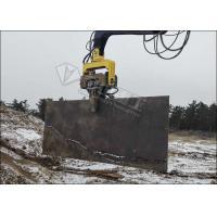 Rotating Motor Excavator Vibro HammerFor 35-50 Ton Excavator ZX350 ZX400