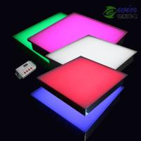 Buy cheap dmx color change with glass led brick ,led tile light ,musical led sensor floor light from wholesalers