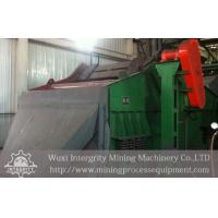 Buy cheap Linear Motion Dewatering Vibrating Screen Separator Mineral Benefication from wholesalers