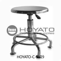 Buy cheap Firm Durable Stainless Steel Clean Room Furniture Anti Static Chair For School from wholesalers