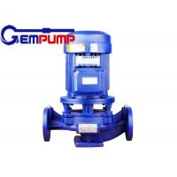 Buy cheap ISG vertical pipe urban water supply pump / garden irrigation pump from wholesalers