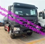 Buy cheap 336hp Euro Ⅱ 20000 Liters SINOTRUK HOWO RHD/LHD Oil Tanker Truck 6x4 from wholesalers