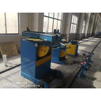 Buy cheap Motorized Mechanical Welding Positioner With 3 Jaws Chuck For pipe elbow positioning from wholesalers