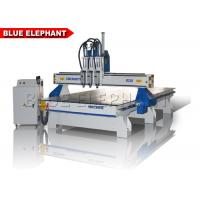 Buy cheap Multi Head Spindles 3D Engraving ATC CNC Router For Craft Sash Stepper System from wholesalers