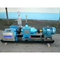 Buy cheap Light weight 7.5kw Reciprocating Drilling Mud Pump , Flexible manipulation from wholesalers