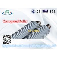 Buy cheap High Quality UV/ A~F Flute Corrugated Roller for Single Facer from wholesalers