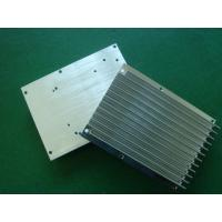 Buy cheap Rapid Prototype CNC Precision Machining Aluminum Extrusion Heatsink With Conversion Coating from wholesalers