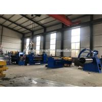 Buy cheap High Speed Hydraulic Steel Coil Slitting Line Machine For Stainless Steel from wholesalers