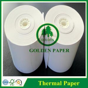 China Thermal Paper/ATM Paper/Cash Register Rolls on sale