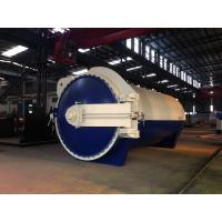 Buy cheap Large Glass Pressure Vessel Autoclave In Aerospace,Glass Laminating Autoclave from wholesalers