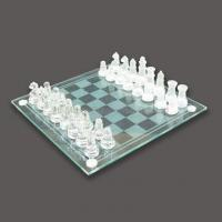 China Chess Set, Made of Glass, Comes in Various Sizes on sale