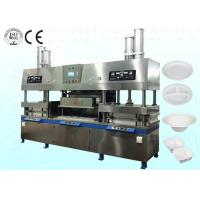 Buy cheap Eco Paper Plate Pulp Molding Equipment for Takeaway Food Boxes CE from wholesalers
