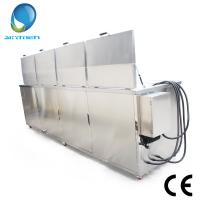Buy cheap Ultrasonic / Rinsing / Drying Ultrasonic Cleaning Equipment For Turbochargers from wholesalers