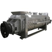 Buy cheap Low Energy Consumption Vacuum Paddle Dryer For Cassava Flour Chemical Industry from wholesalers
