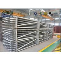 Buy cheap Stainless Steel Boiler Exhaust Heat Recovery System Economizer ASME Standard from wholesalers