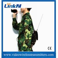 Buy cheap High Speed HD Wireless Transmitter 1080P ,  Standard COFDM Modulation Technology from wholesalers