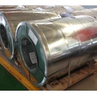 Buy cheap 275d X 51d Z100 Hot Dipped Galvanized Steel Coils 3 - 13 Tons For Roofing Sheet product