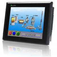 "Buy cheap 7"" Ethernet Industrial Touch Panel HMI USB Port CSV File Export And Import from Wholesalers"