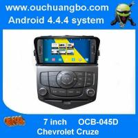 Buy cheap ouchuangbo auto radio s160 dvd player for Chevrolet Cruze with Build-in WIFI android 4.4 system from wholesalers