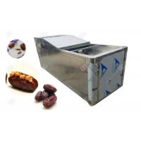 Buy cheap Professional Red Dates Pitting Machine , Fruit Kernel Removal Machine 288pcs / min from wholesalers
