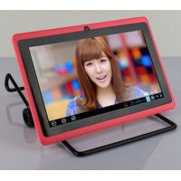 Buy cheap allwinner a13 q88 tablet 7 inch Android 4.0 TF card 32G dual camera from wholesalers
