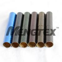 Buy cheap Colorful Carbon Fiber Tube for Telescoping poles from wholesalers