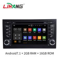 Buy cheap Car Steering Wheel Control Car Dvd Player With Navigation System Android 7.1 from wholesalers