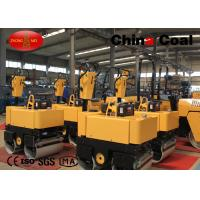 Buy cheap Equipment Used For Road Construction , Double Drum Asphalt Roller Road Roller from wholesalers