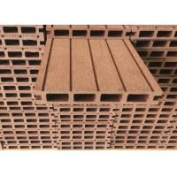 Buy cheap Wood Plastic Composite Eco-friendly Anti-UV Hollow And Solid  Decking Board from wholesalers