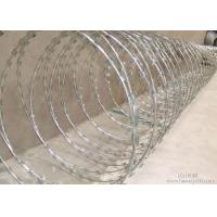 Buy cheap Concertina Razor Welded Wire Mesh Square / Hexagonal Hole Customized Width from wholesalers
