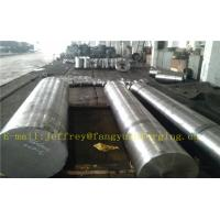 China 36CrNiMo4 Hot Rolled Gear Ring Forged Shaft Bar Rough Turned Q+T Heat Treatment on sale