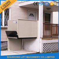 Buy cheap Home Wheelchair Outdoor Residential Elevator Handicap Lift Equipment for Lifting Disabled Person from wholesalers